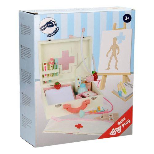 dokterskoffer in doos Sassefras Meisjes Speelgoed