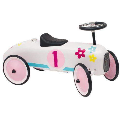 retro loopauto Sassefras Meisjes Speelgoed