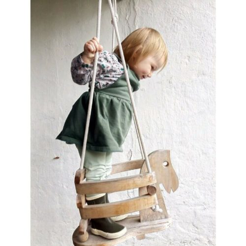 Small Foot peuter schommel Sassefras Meisjes Speelgoed