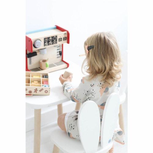 espresso Sassefras Meisjes Speelgoed