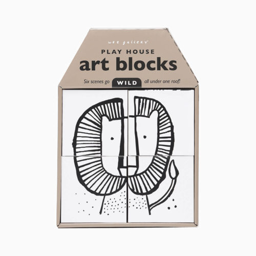 play house art blocks wild Sassefras Meisjes Speelgoed
