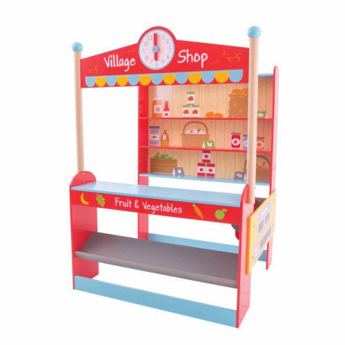 dorpswinkel 1 Sassefras Meisjes Speelgoed
