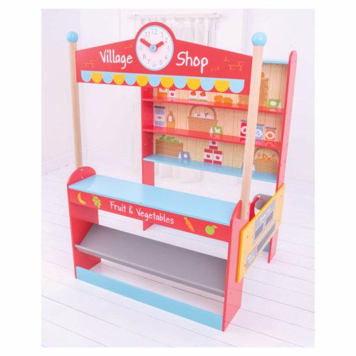 dorpswinkel 2 Sassefras Meisjes Speelgoed