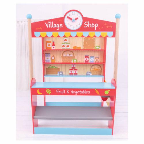dorpswinkel 3 Sassefras Meisjes Speelgoed