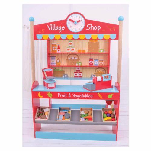 dorpswinkel 4 Sassefras Meisjes Speelgoed