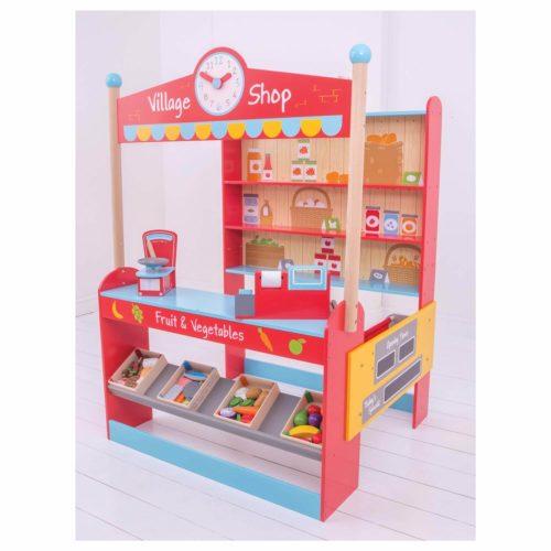 dorpswinkel 6 Sassefras Meisjes Speelgoed