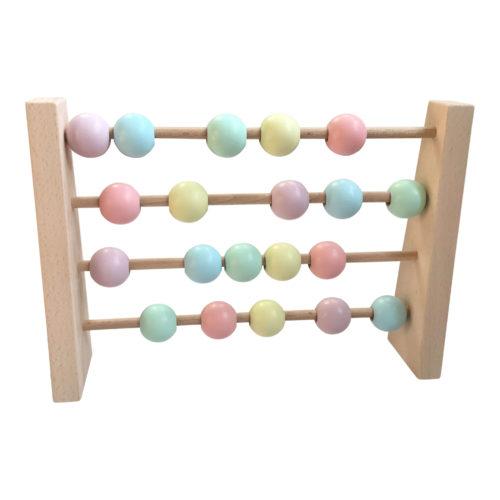 telraam voorkant Sassefras Meisjes Speelgoed