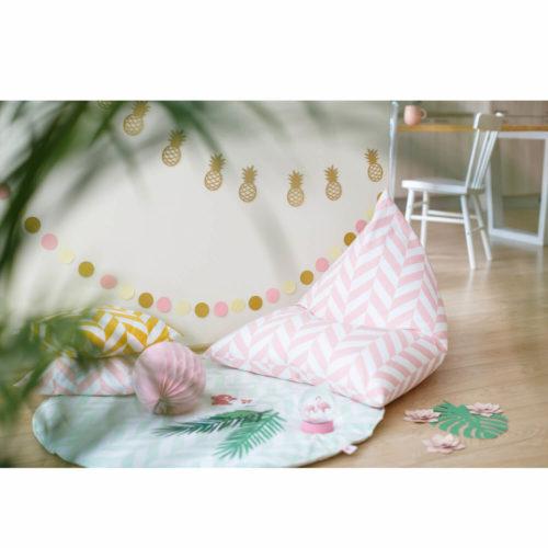 chevron zitzak roze sfeer Sassefras Meisjes Speelgoed