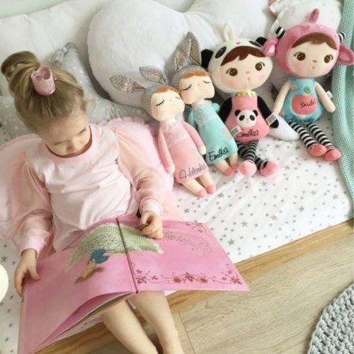 metoo Angela pop mint en roze Sassefras Meisjes Speelgoed