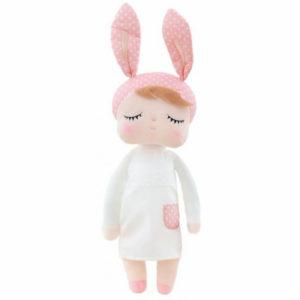 metoo Angela pop wit Sassefras Meisjes Speelgoed