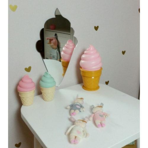 ijsjes spiegel Sassefras Meisjes Speelgoed
