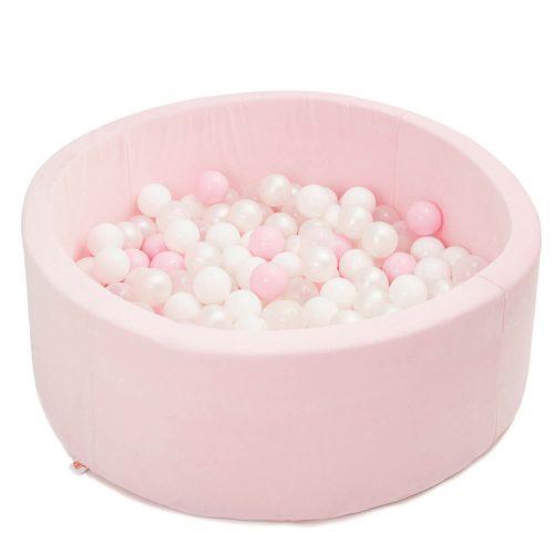ball pit roze wit Sassefras Meisjes Speelgoed