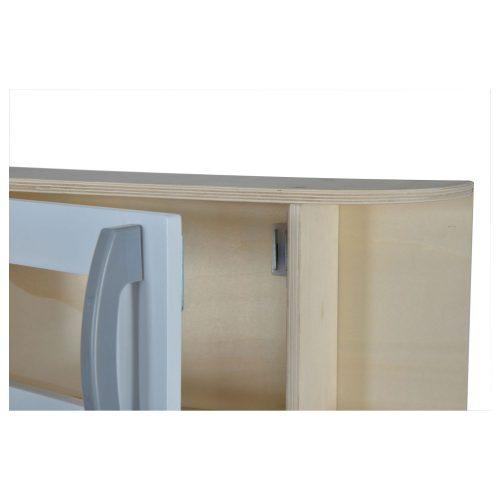 houten keuken magnetron Sassefras Meisjes Speelgoed