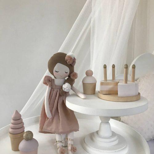 Spinkie Dreamy Doll Marikit sfeerfoto Sassefras Meisjes Speelgoed