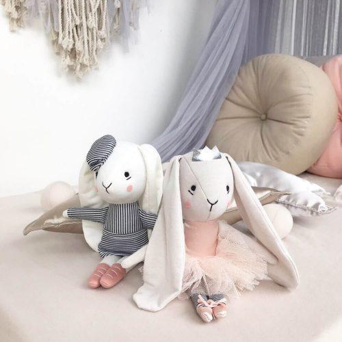 Spinkie Petit Bitbit Chloe en Manon sfeerfoto Sassefras Meisjes Speelgoed