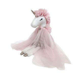 Spinkie Unicorn Princess roze&goud Sassefras Meisjes Speelgoed