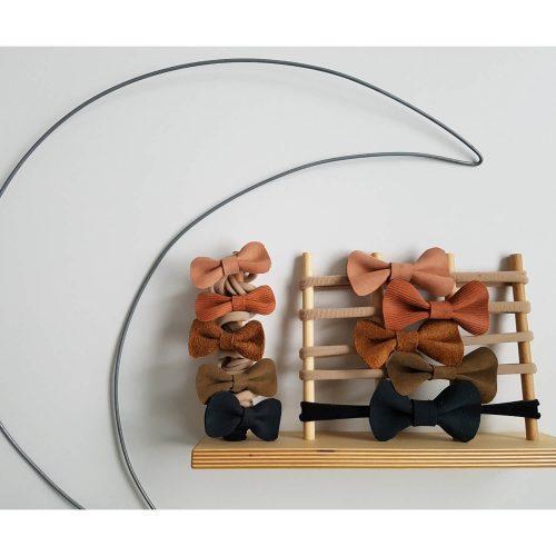 elastieken haarbandjes samen met haarspeldjes Sassefras Meisjes Speelgoed