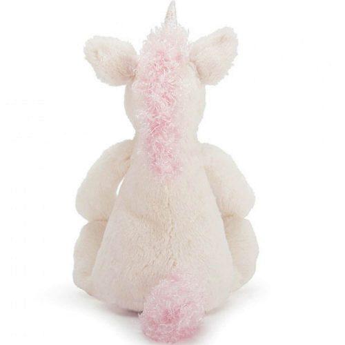 jellycat eenhoorn knuffel 31 cm achterkant Sassefras Meisjes Speelgoed